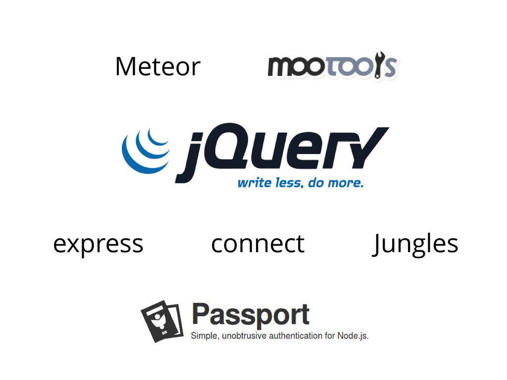 Meteor express connect Jungles
