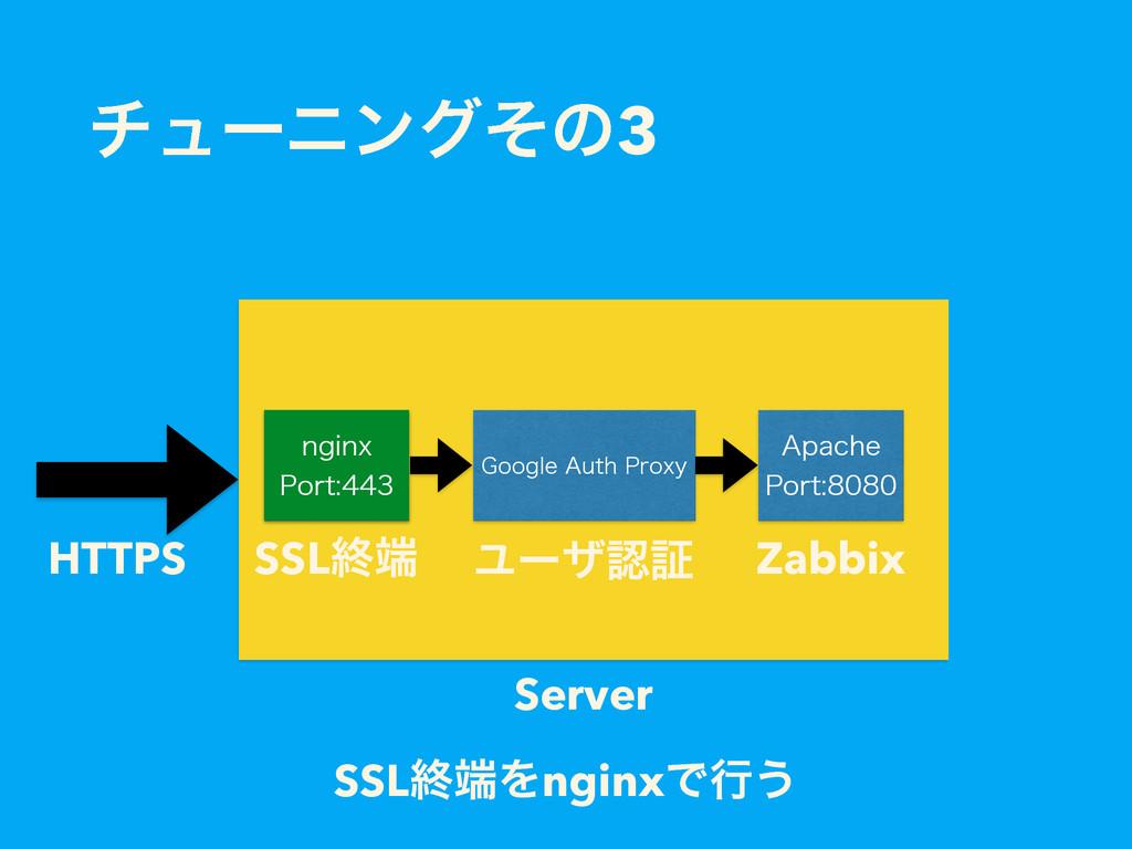 """νϡʔχϯάͦͷ3 """"QBDIF 1PSU HTTPS Server (PPHMF..."""