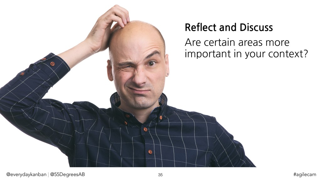 @everydaykanban | @55DegreesAB 35 #agilecam Ref...