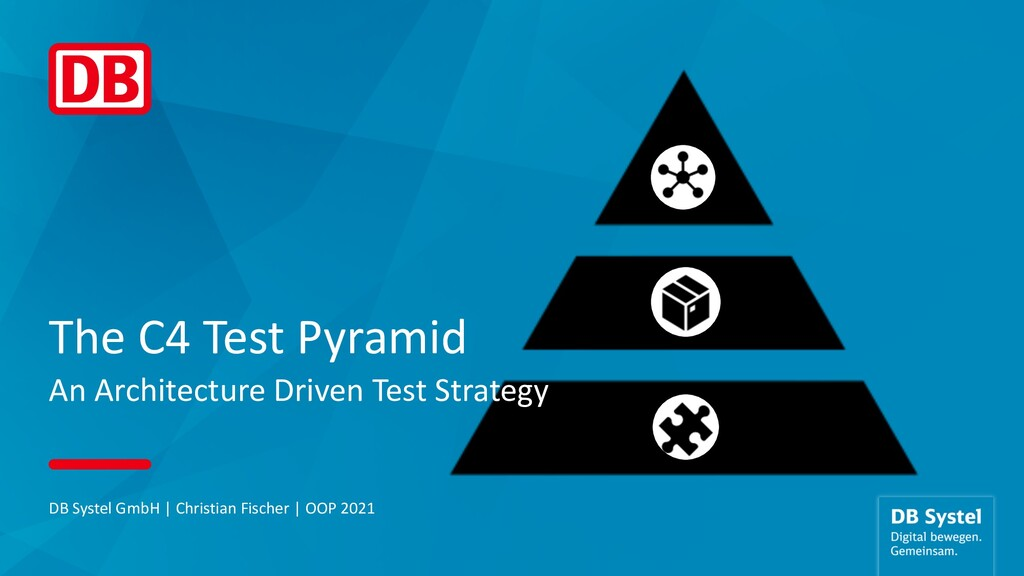 The C4 Test Pyramid An Architecture Driven Test...