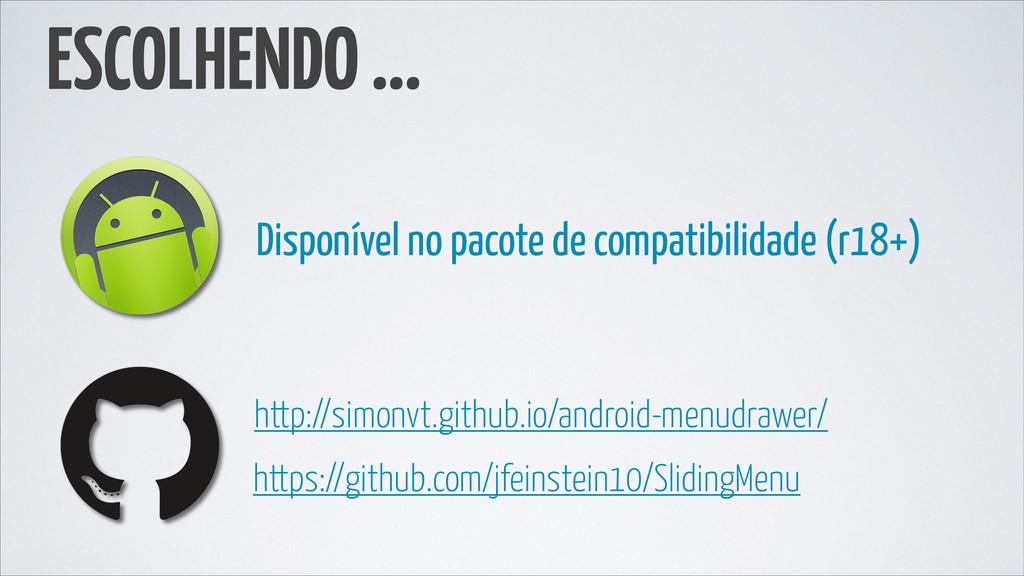 http://simonvt.github.io/android-menudrawer/ ht...