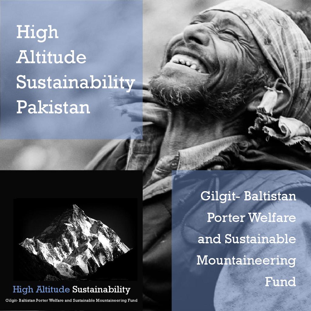 High Altitude Sustainability Pakistan Gilgit- B...
