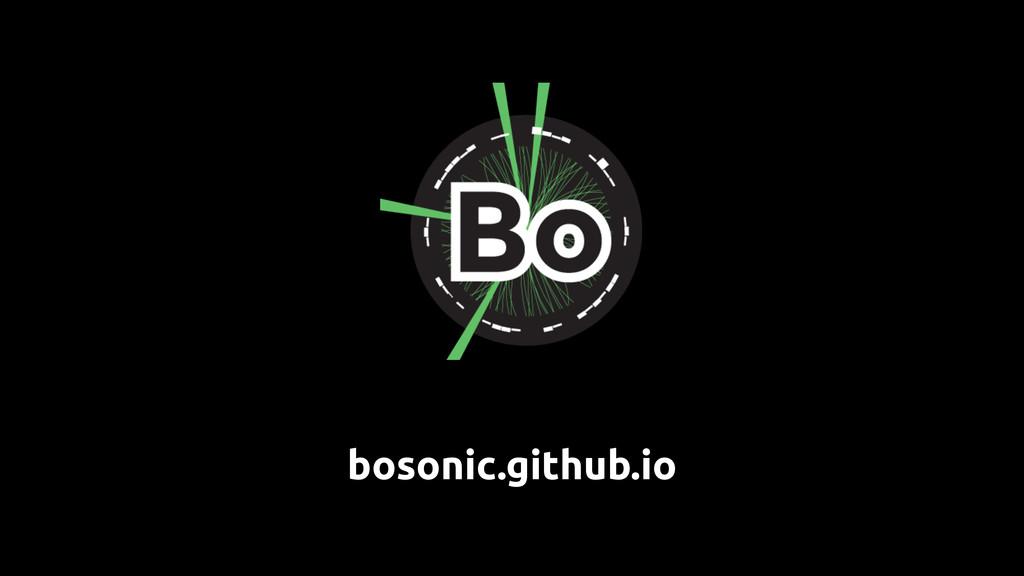 bosonic.github.io