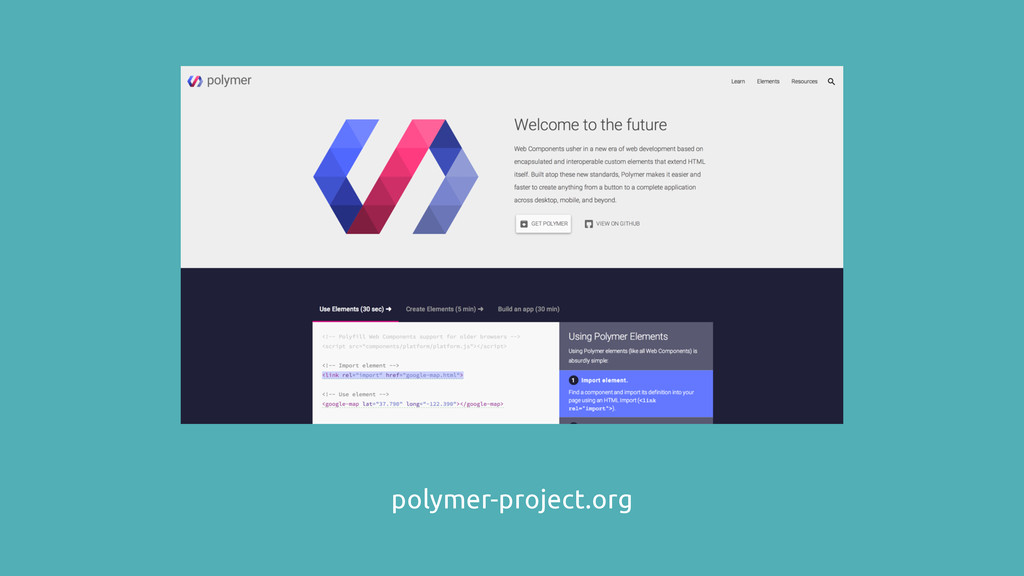 polymer-project.org