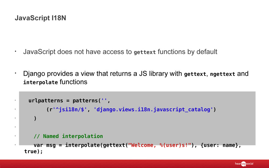 JavaScript I18N § JavaScript does not have acce...