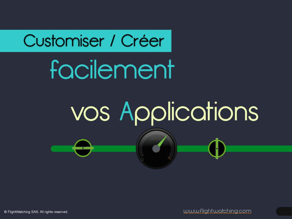 www.flightwatching.com Customiser / Créer vos A...