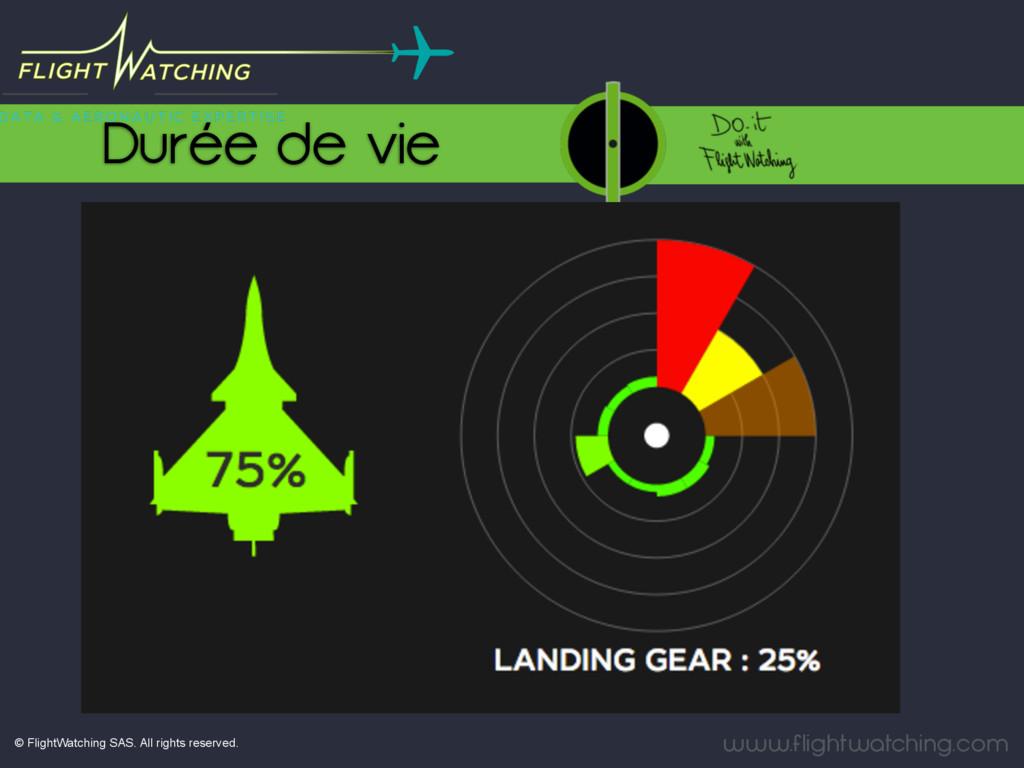 www.flightwatching.com Durée de vie © FlightWat...