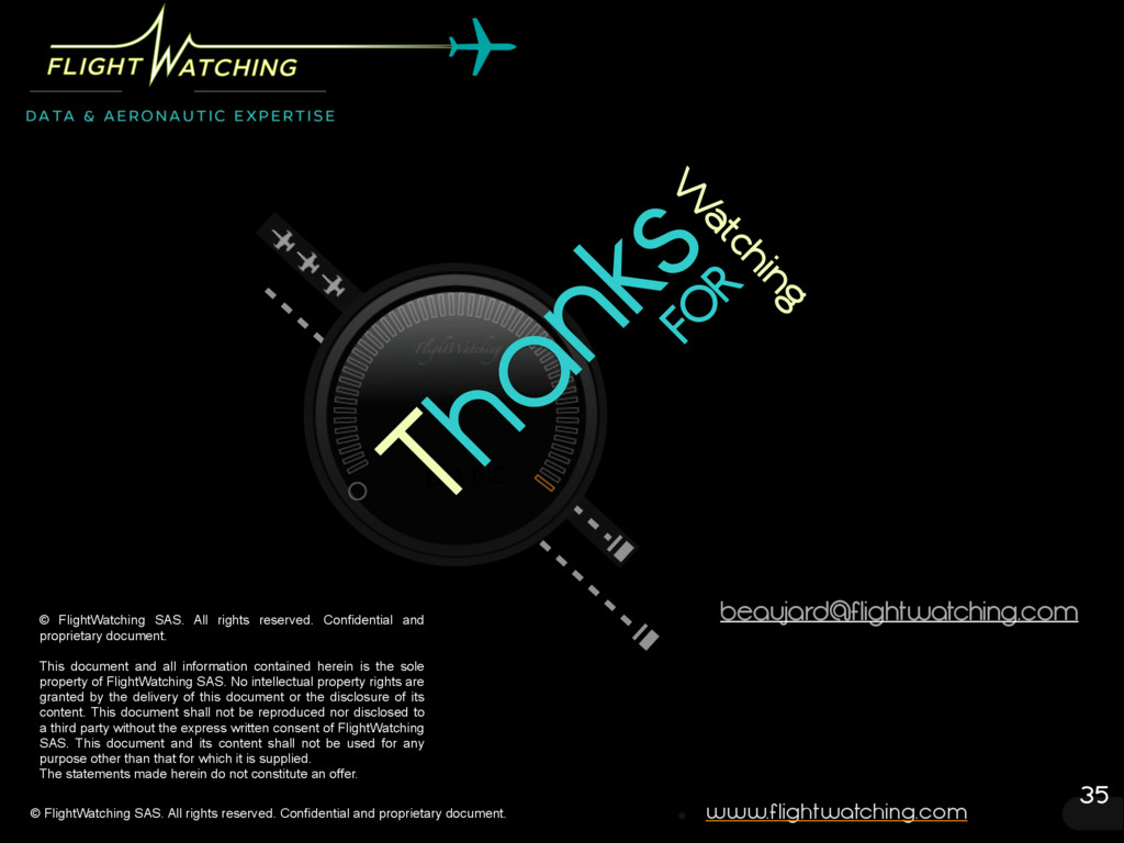 www.flightwatching.com © FlightWatching SAS. Al...