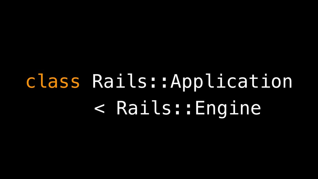 class Rails::Application < Rails::Engine