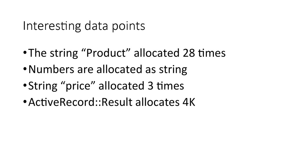 """InteresEng data points •The string """"P..."""