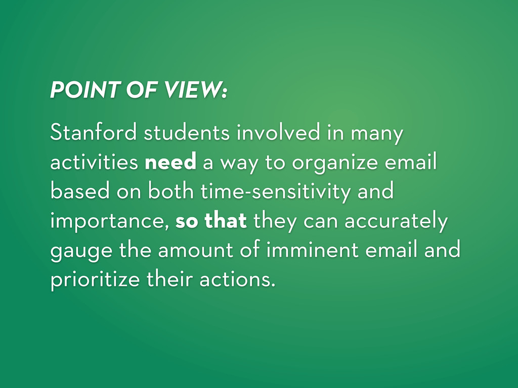Stanford students involved in many activities n...