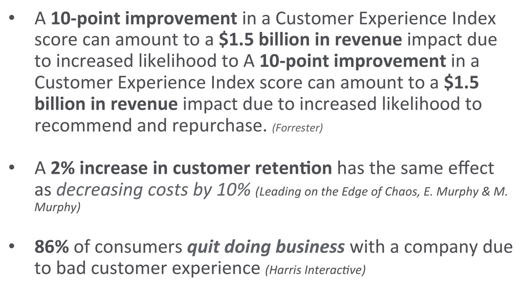 • A 10-‐point improvement in a ...