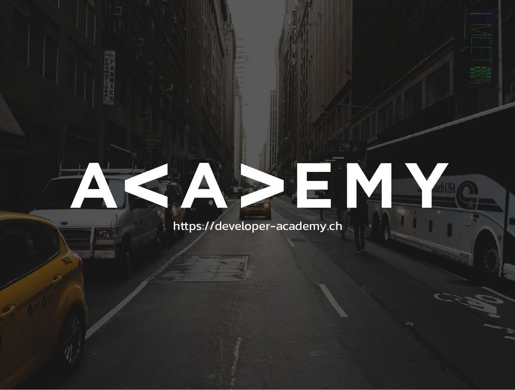 https://developer-academy.ch