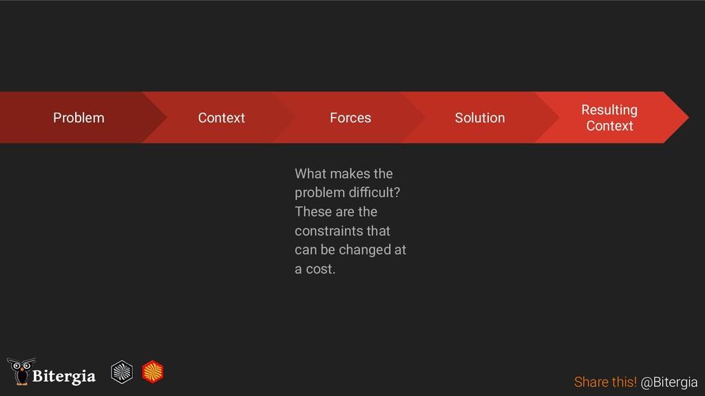 Share this! @Bitergia Bitergia Problem Context ...