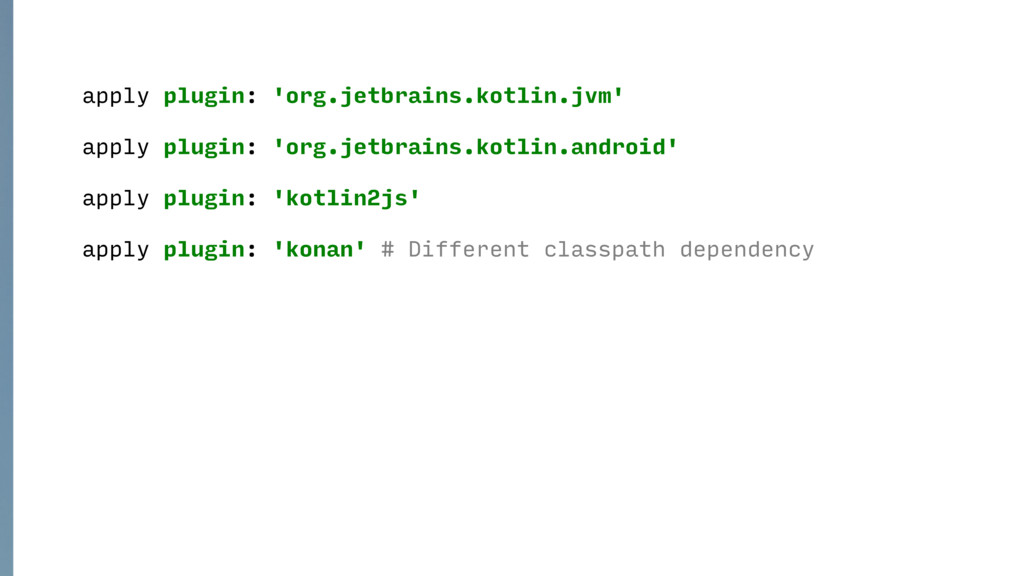 apply plugin: 'org.jetbrains.kotlin.jvm' apply ...