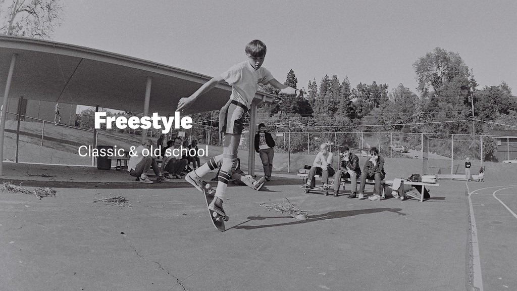 Freestyle Classic & old school
