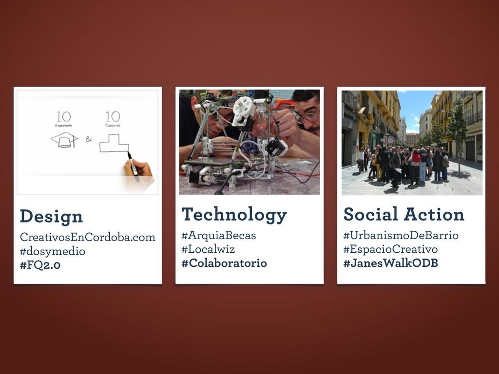 Social Action #UrbanismoDeBarrio #EspacioCreati...