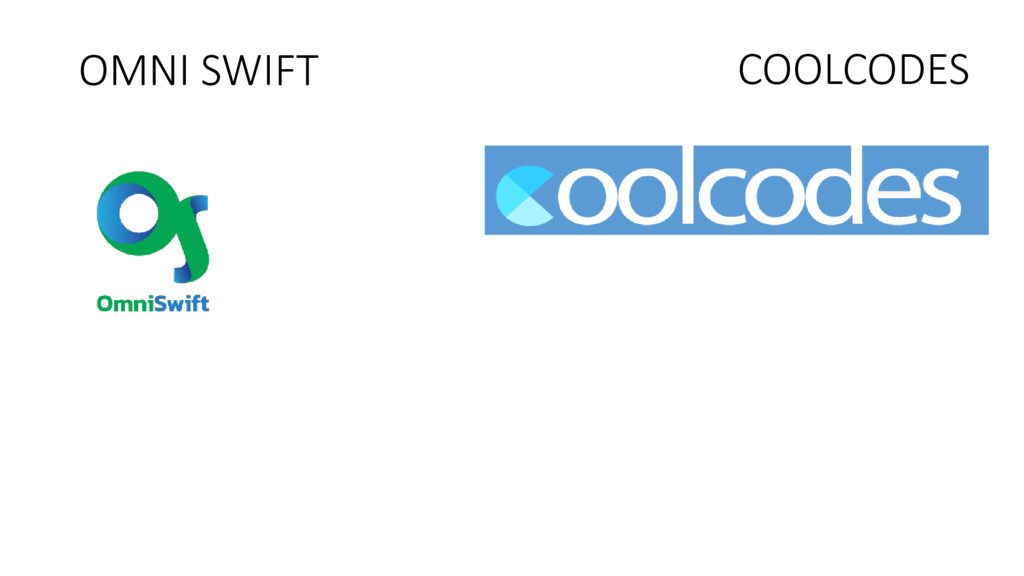OMNI SWIFT COOLCODES