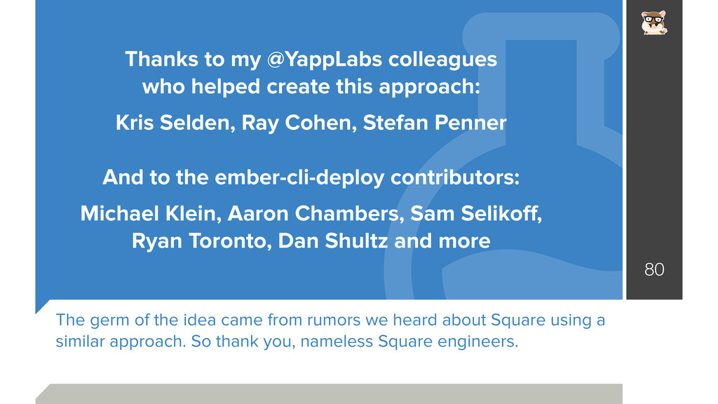 Thanks to my @YappLabs colleagues who helped c...