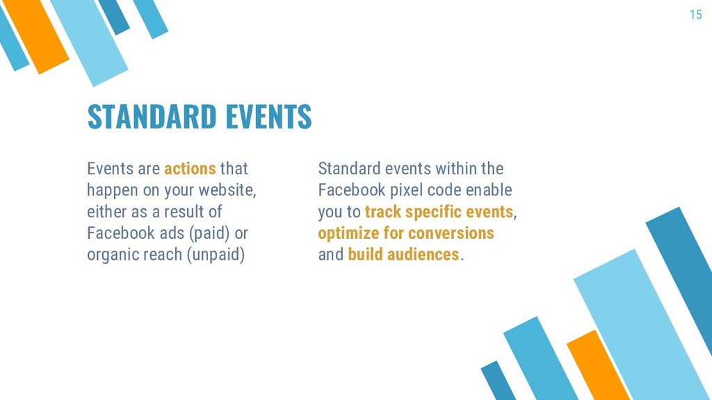 Events are actions that happen on your website,...