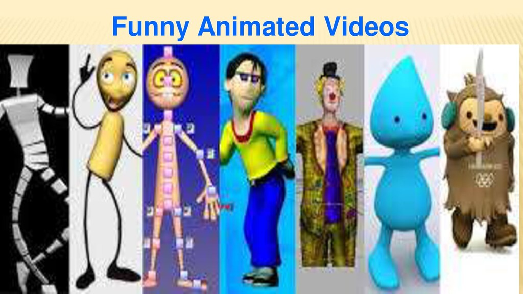8 Funny Animated Videos