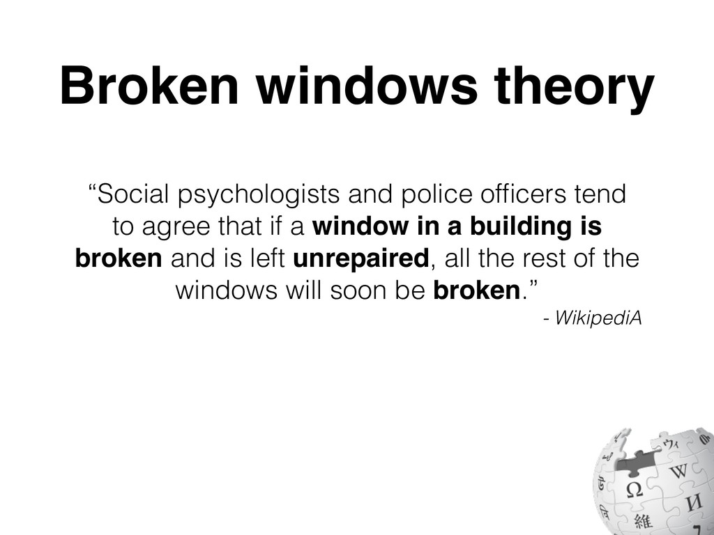 """""""Social psychologists and police officers tend t..."""