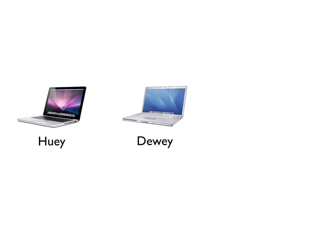 Huey Dewey