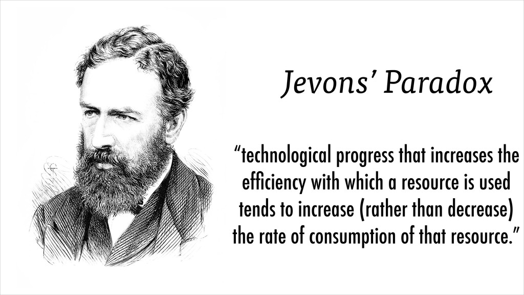 """""""technological progress that increases the effic..."""