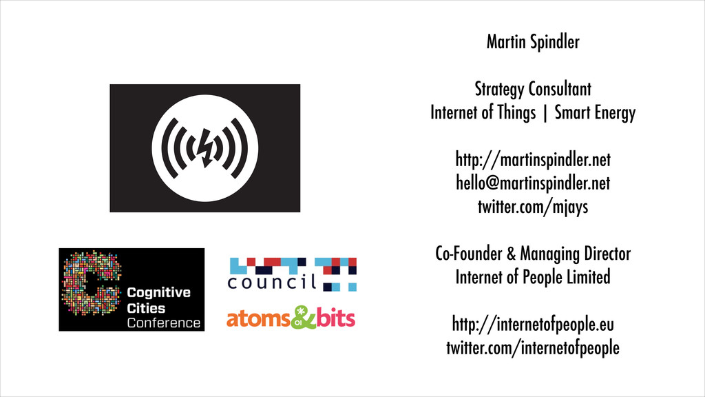Martin Spindler ! Strategy Consultant Internet ...