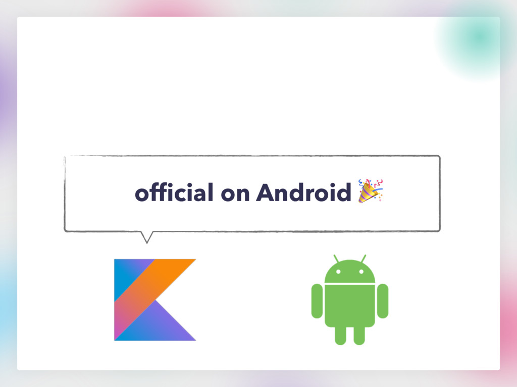official on Android
