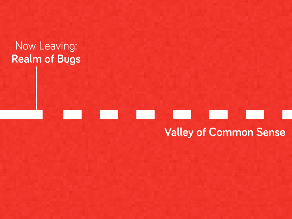Now Leavin : Realm of Bu s Valley of Common Sen...