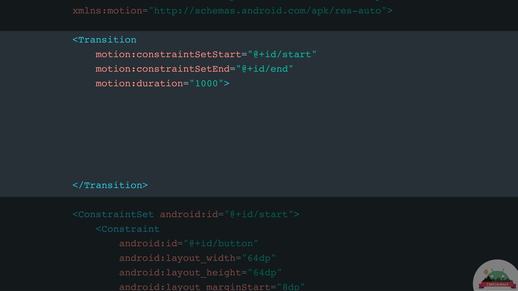 "xmlns:motion=""http://schemas.android.com/apk/re..."