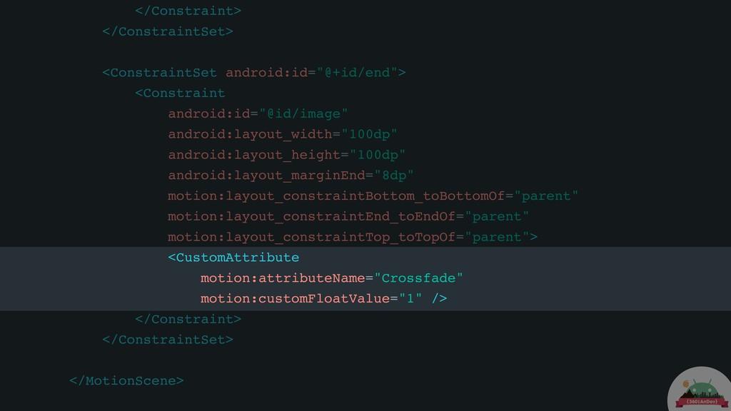 </Constraint> </ConstraintSet> <ConstraintSet a...