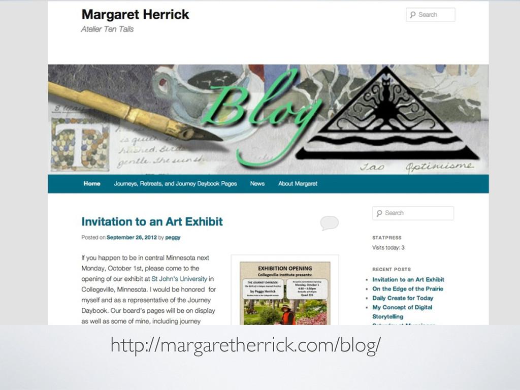 http://margaretherrick.com/blog/