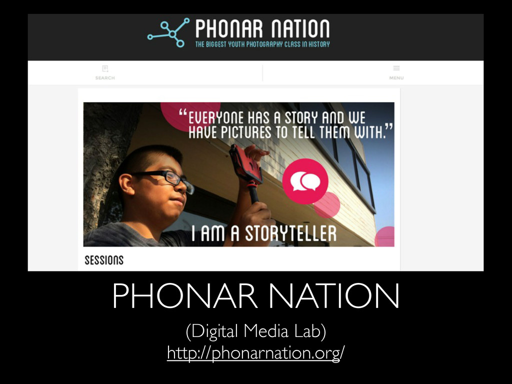 PHONAR NATION (Digital Media Lab) http://phonar...