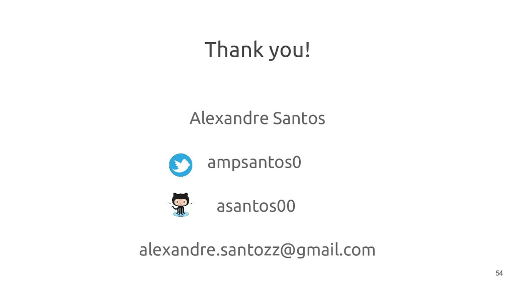 ampsantos0 asantos00 Alexandre Santos Thank you...