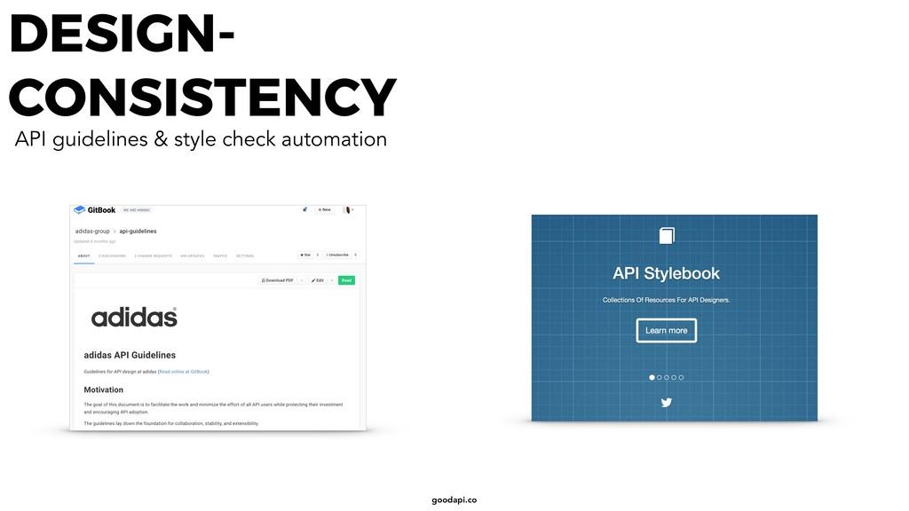 goodapi.co DESIGN- CONSISTENCY API guidelines &...