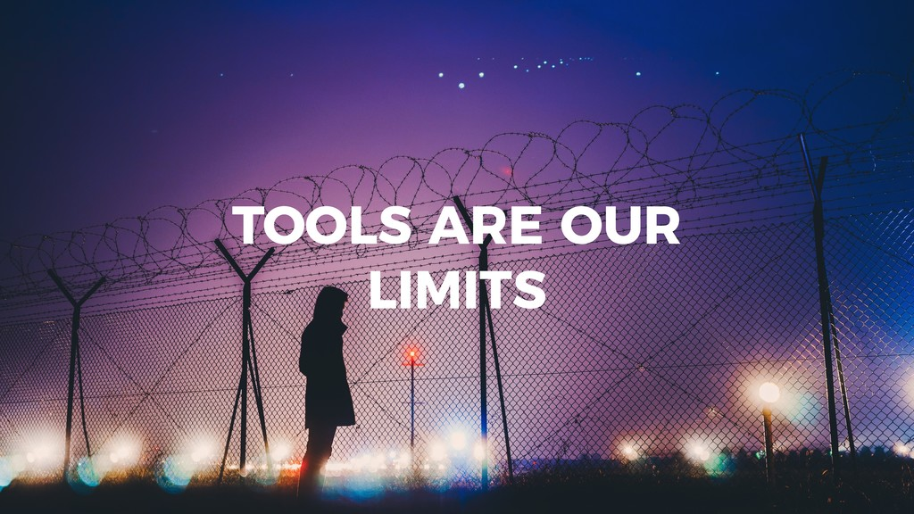 goodapi.co TOOLS ARE OUR LIMITS