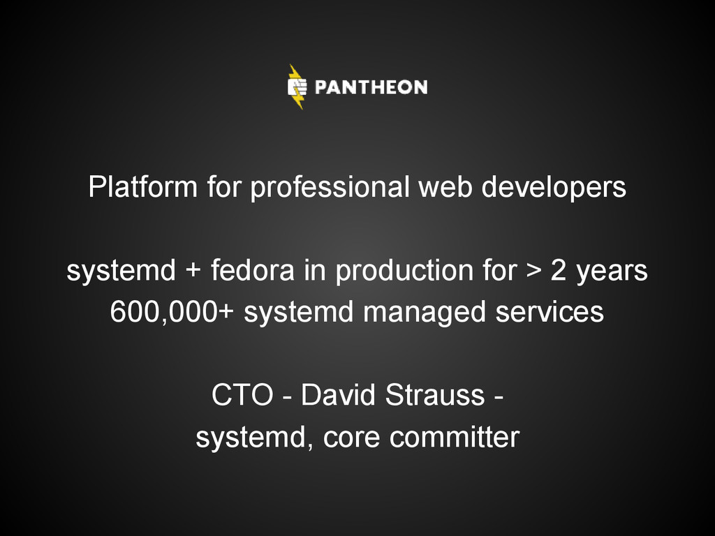 Platform for professional web developers system...