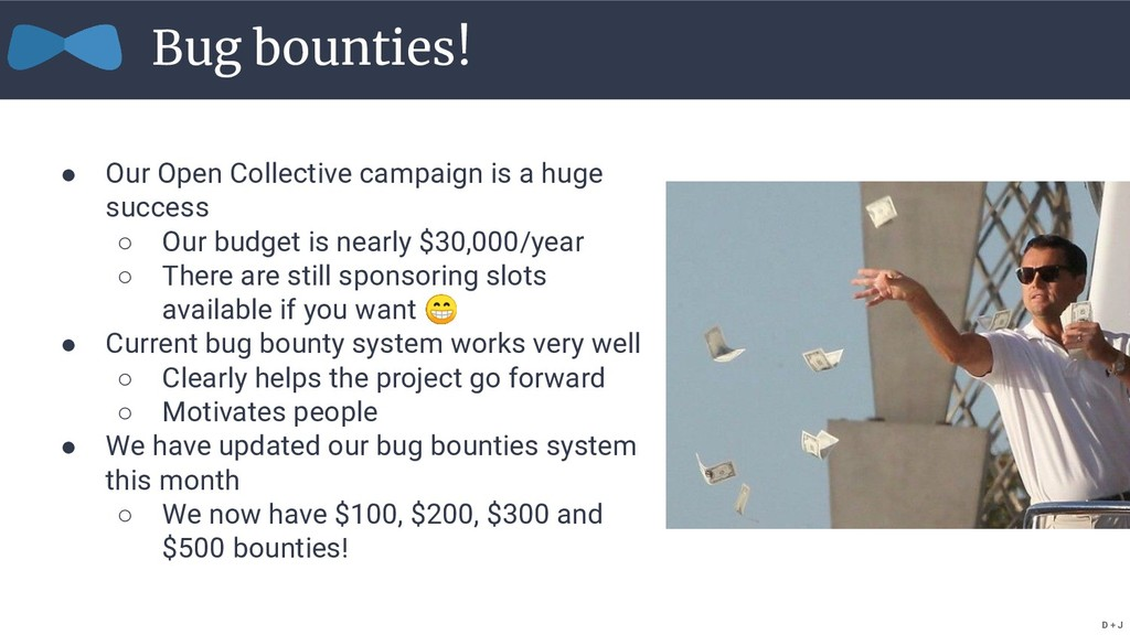 ● Our Open Collective campaign is a huge succes...