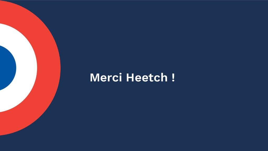 Merci Heetch !