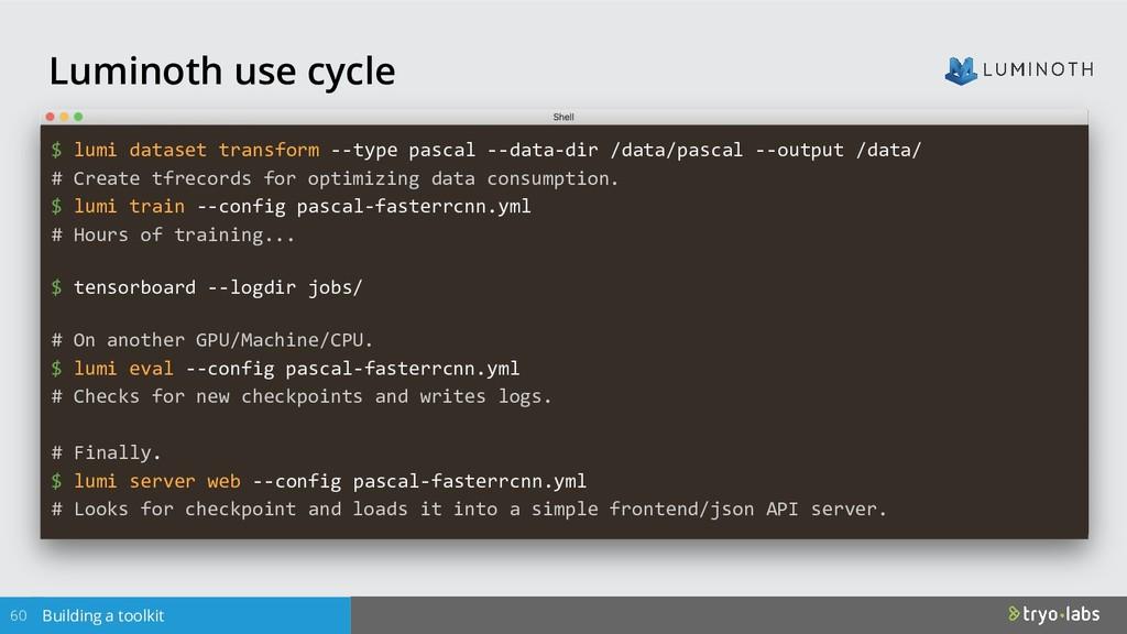 $ lumi dataset transform --type pascal --data-d...