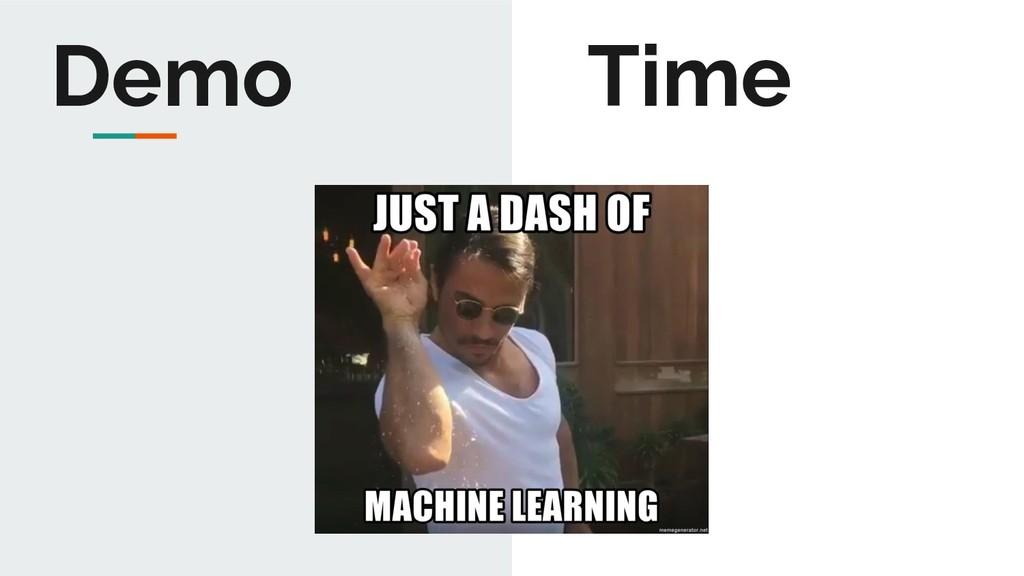 Time Demo