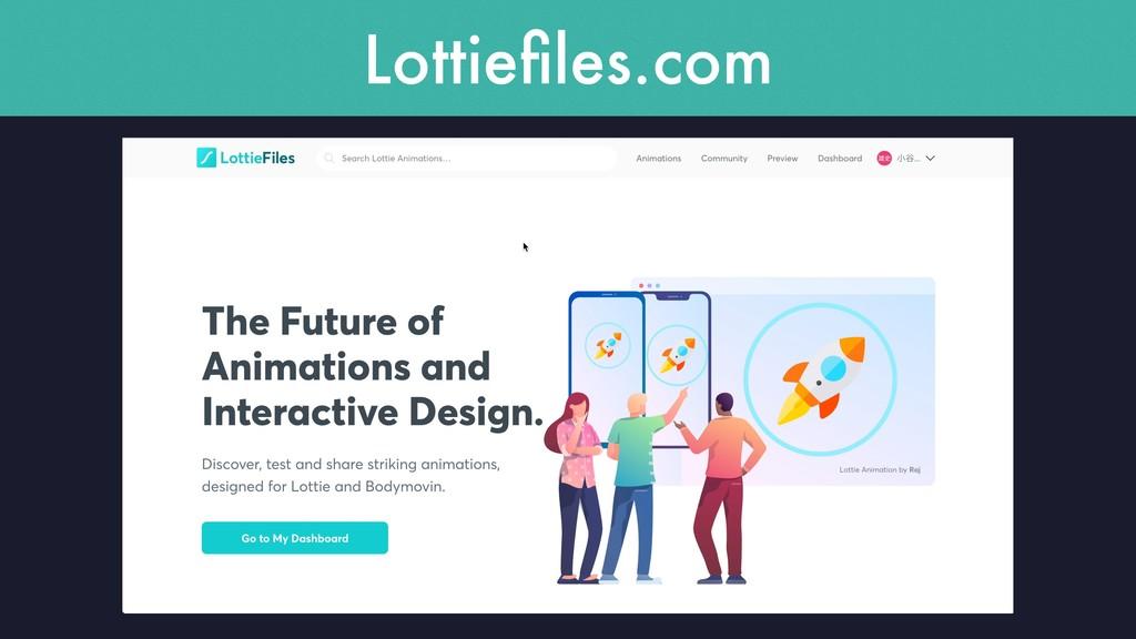 Lottiefiles.com