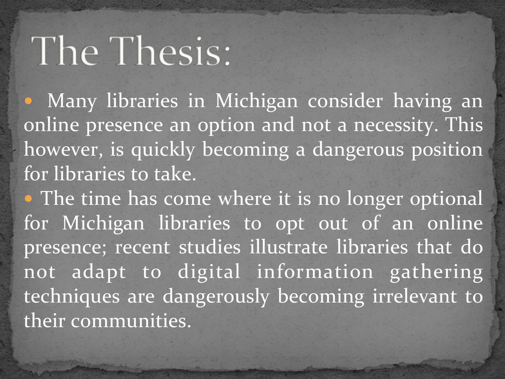 — 	