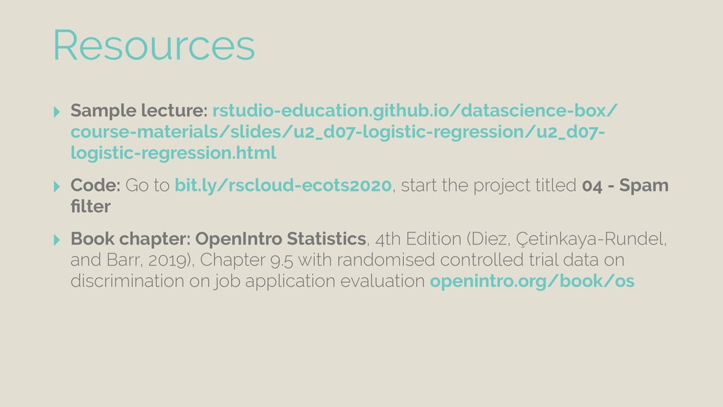 ‣ Sample lecture: rstudio-education.github.io/d...