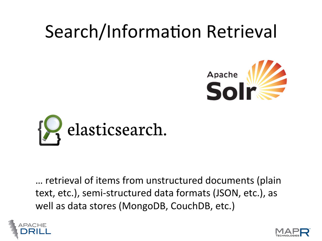 Search/Informa[on	