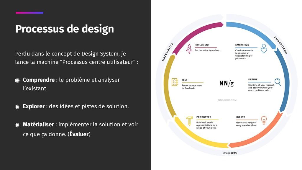 Perdu dans le concept de Design System, je lanc...