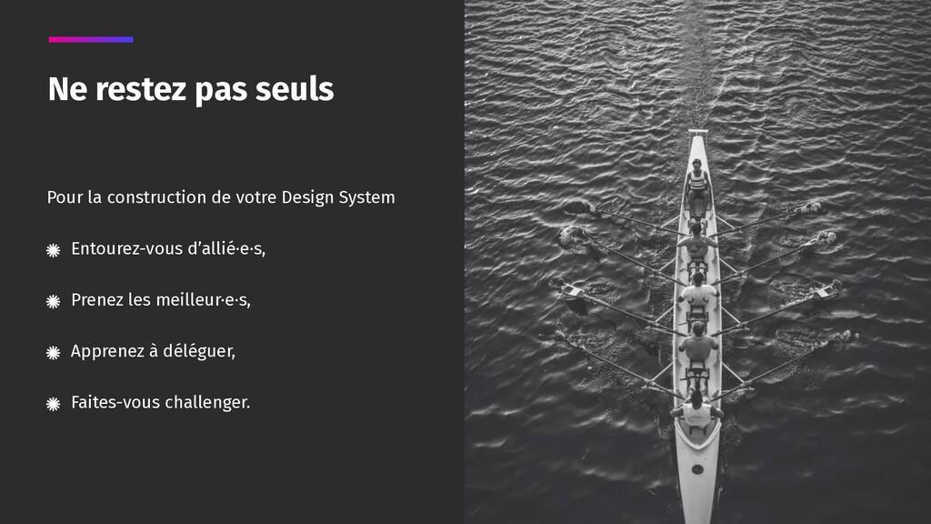 Pour la construction de votre Design System Ent...