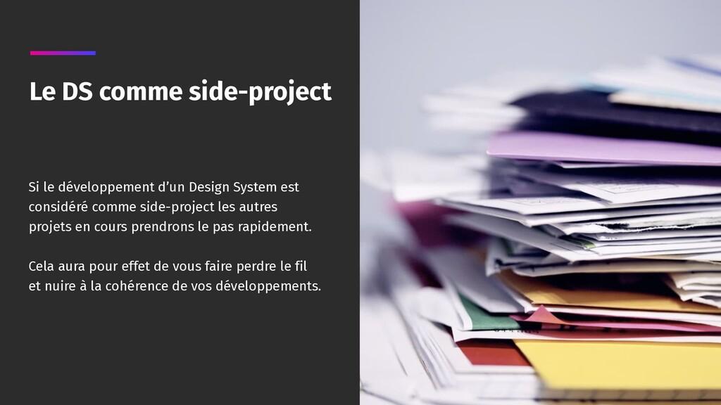 Si le développement d'un Design System est cons...